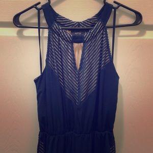Apt.9 Navy Blue Long Dress